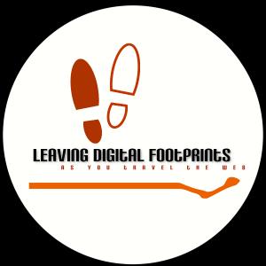Digital Footprints by Ian Gentles
